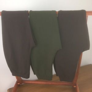Bundle of 3 Women with Control Leggings Brand New!